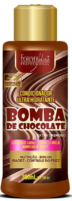 Condicionador Bomba de Chocolate 300ml - Forever Liss