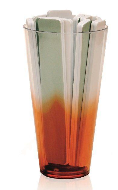 Copo Expositor Com 12 Lixas Polidoras Miracle - Santa Clara