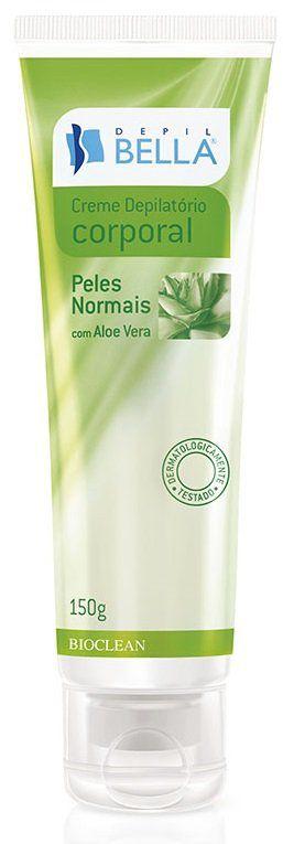 Creme Depilatório Corporal Aloe Vera 150gr Depil Bella