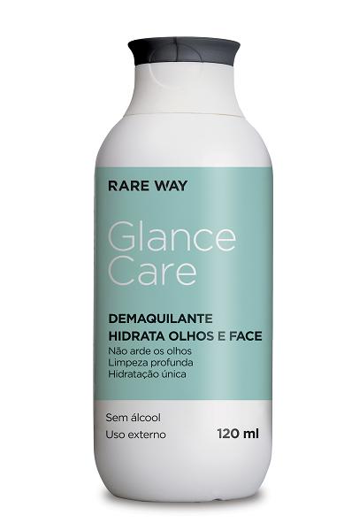 Demaquilante Hidratante Facial Rare Way - 120ml