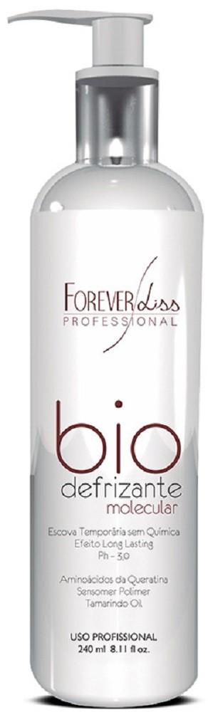 Escova Bio Defrizante Molecular 240ml - Forever Liss