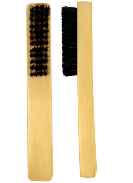Escova De Madeira Luxo Para Barbeiro - Santa Clara