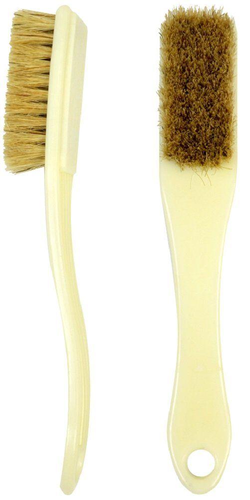 Escova Plástica Com as Cerdas Claras Para Barbeiro