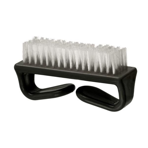 Escova Preta Multiuso para Barbeiro - Santa Clara
