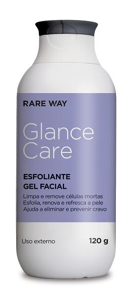 Esfoliante Gel Facial Rare Way - 120ml