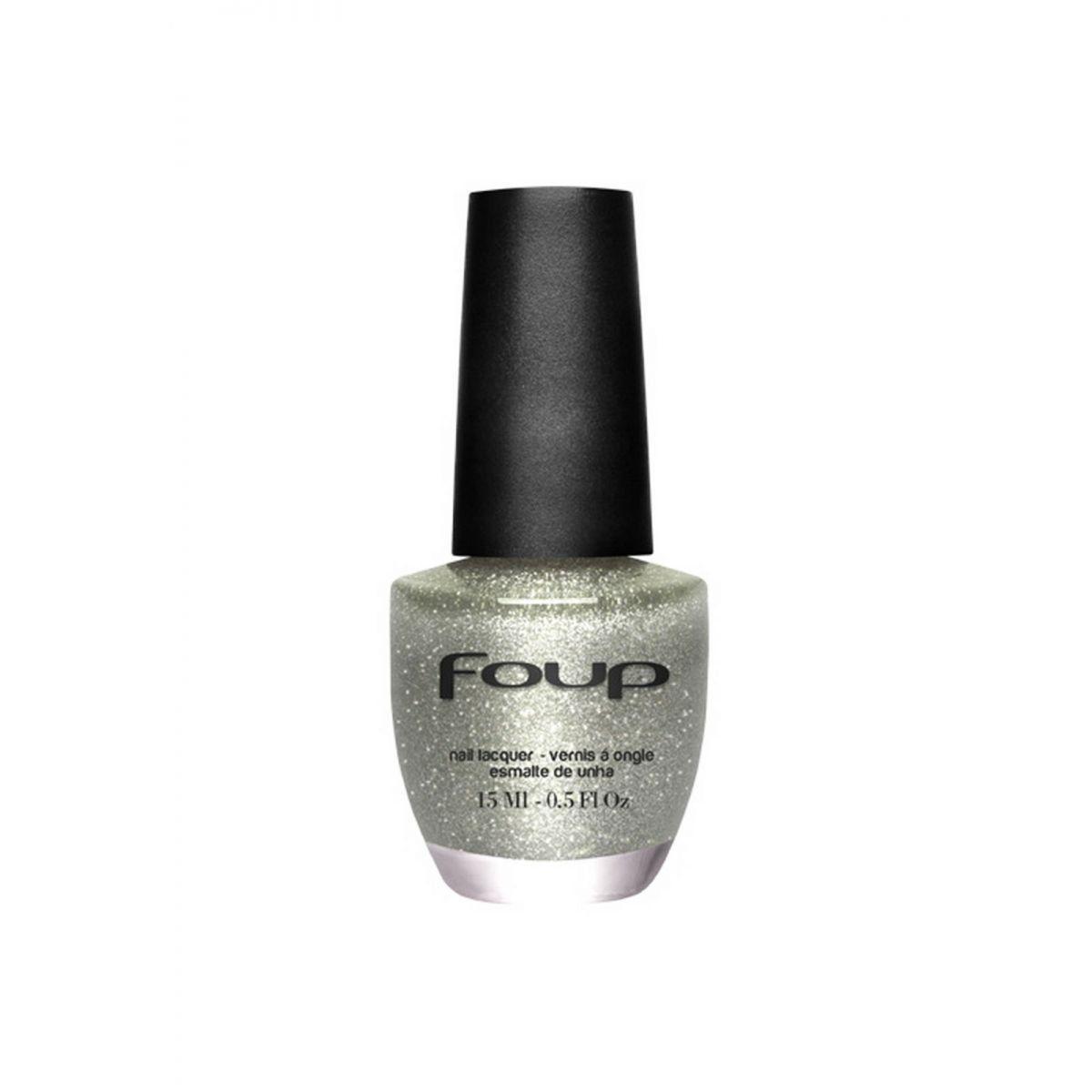 Esmalte Base Glitter - Foup 15 ml