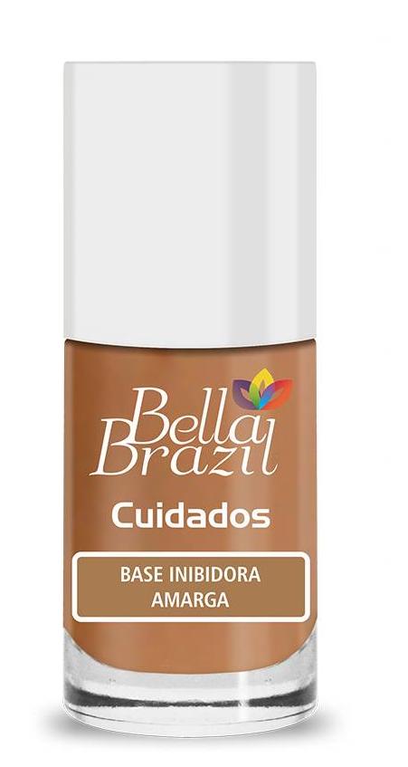 Esmalte Bella Brazil Base Inibidora Amarga 9ml