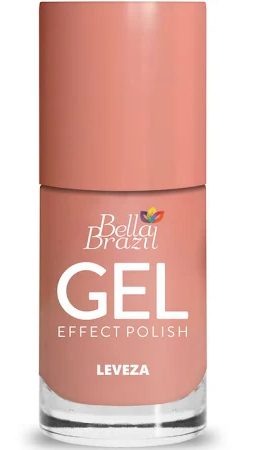 Esmalte Bella Brazil Leveza  Gel Effect 9ml