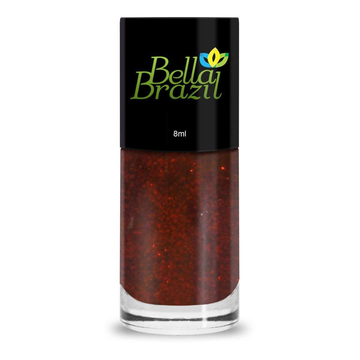 Esmalte Com Glitter Gavião Bella Brazil - 8ml