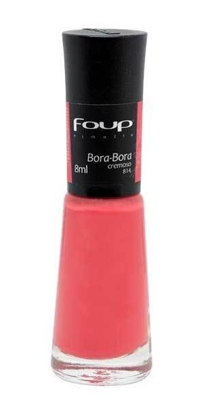 Esmalte Cremoso Bora - Bora  - Foup 8ml