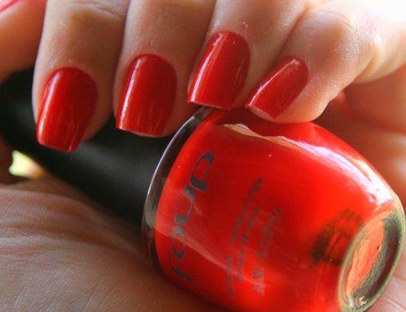 Esmalte Cremoso Red - Foup 15ml