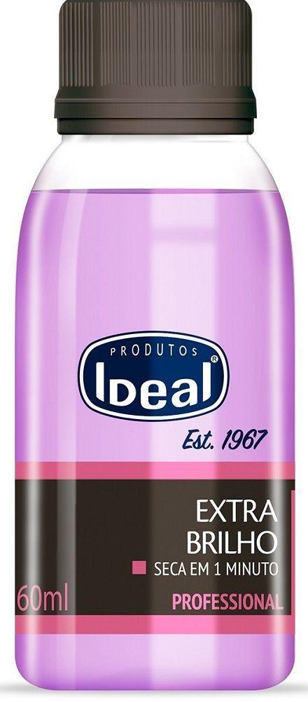Esmalte Extra Brilho para Unha - Ideal 60ml