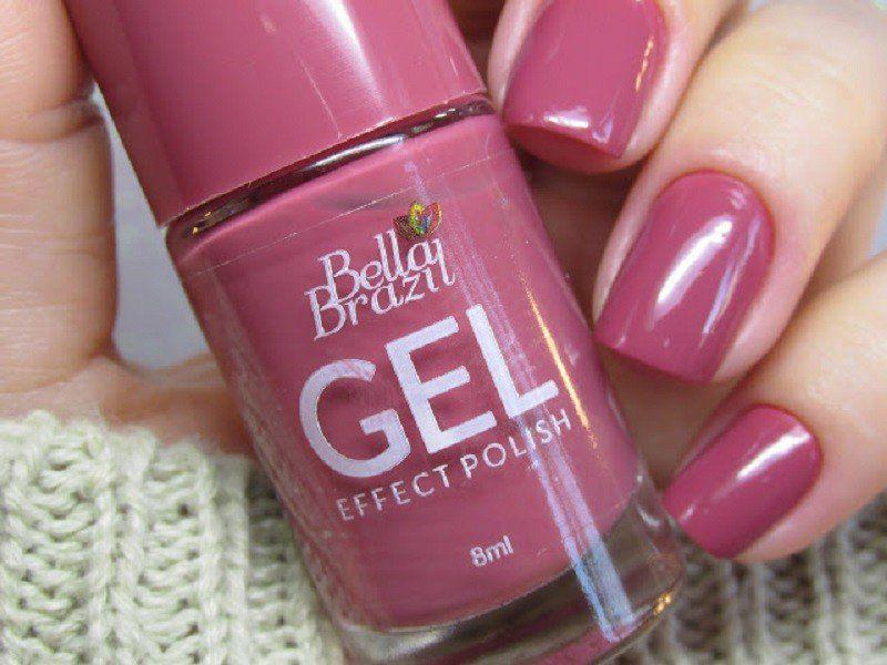 Esmalte Gel Effect Polish - Bossa Nova Bella Brazil 8ml