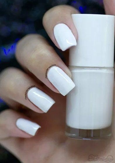 Esmalte Gel Effect Polish - Branco Total Bella Brazil 8ml