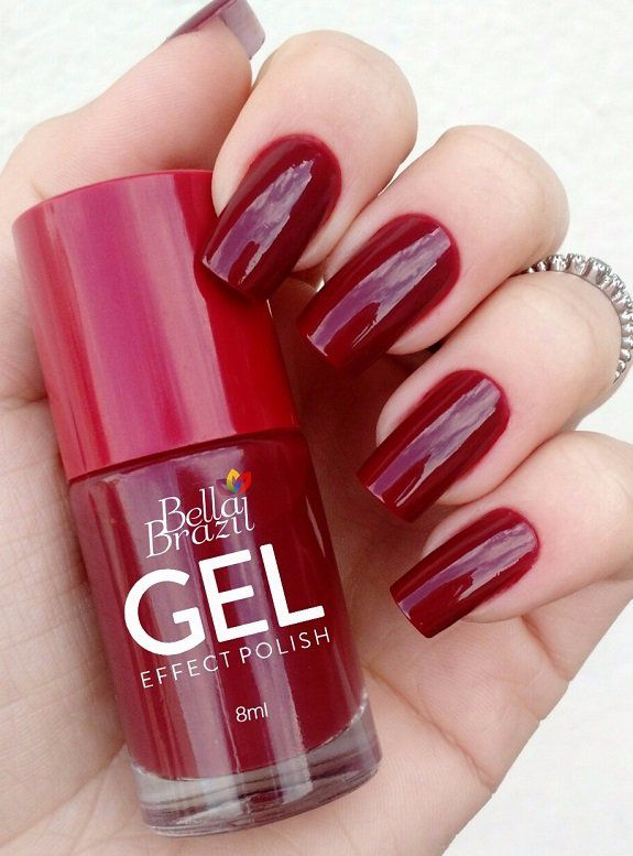 Esmalte Gel Effect Polish - Forró Bella Brazil 8ml