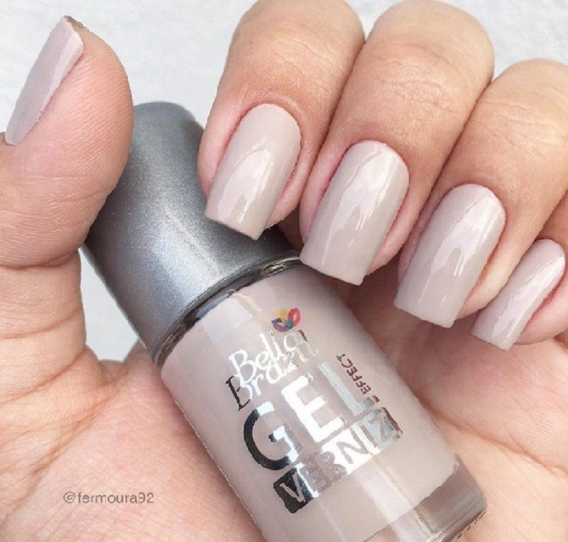Esmalte Gel Effect Verniz FREE- Acácia Bella Brazil 8ml