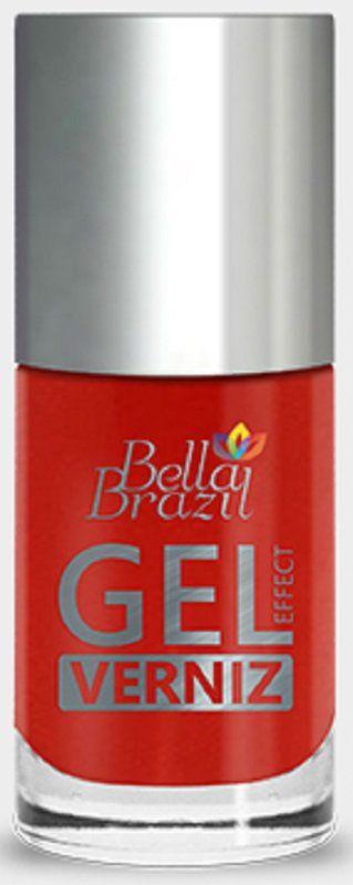 Esmalte Gel Effect Verniz FREE - Açucena Bella Brazil 8ml