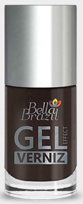 Esmalte Gel Effect Verniz - Cosmos Bella Brazil 8ml