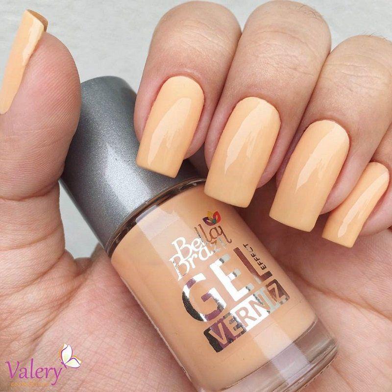 Esmalte Gel Effect Verniz FREE - Gerbera Bella Brazil 8ml