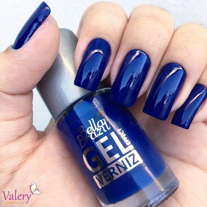 Esmalte Gel Effect Verniz FREE - Iris Bella Brazil 8ml