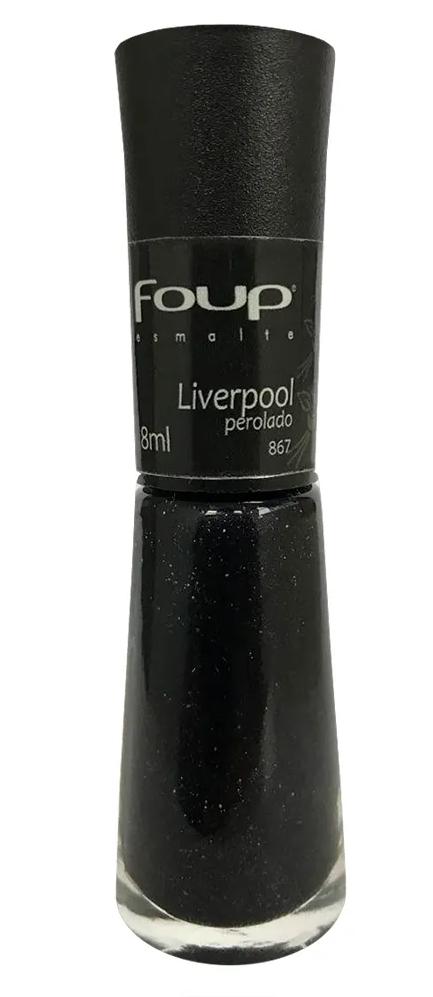 Esmalte Perolado Liverpool - Foup 8ml