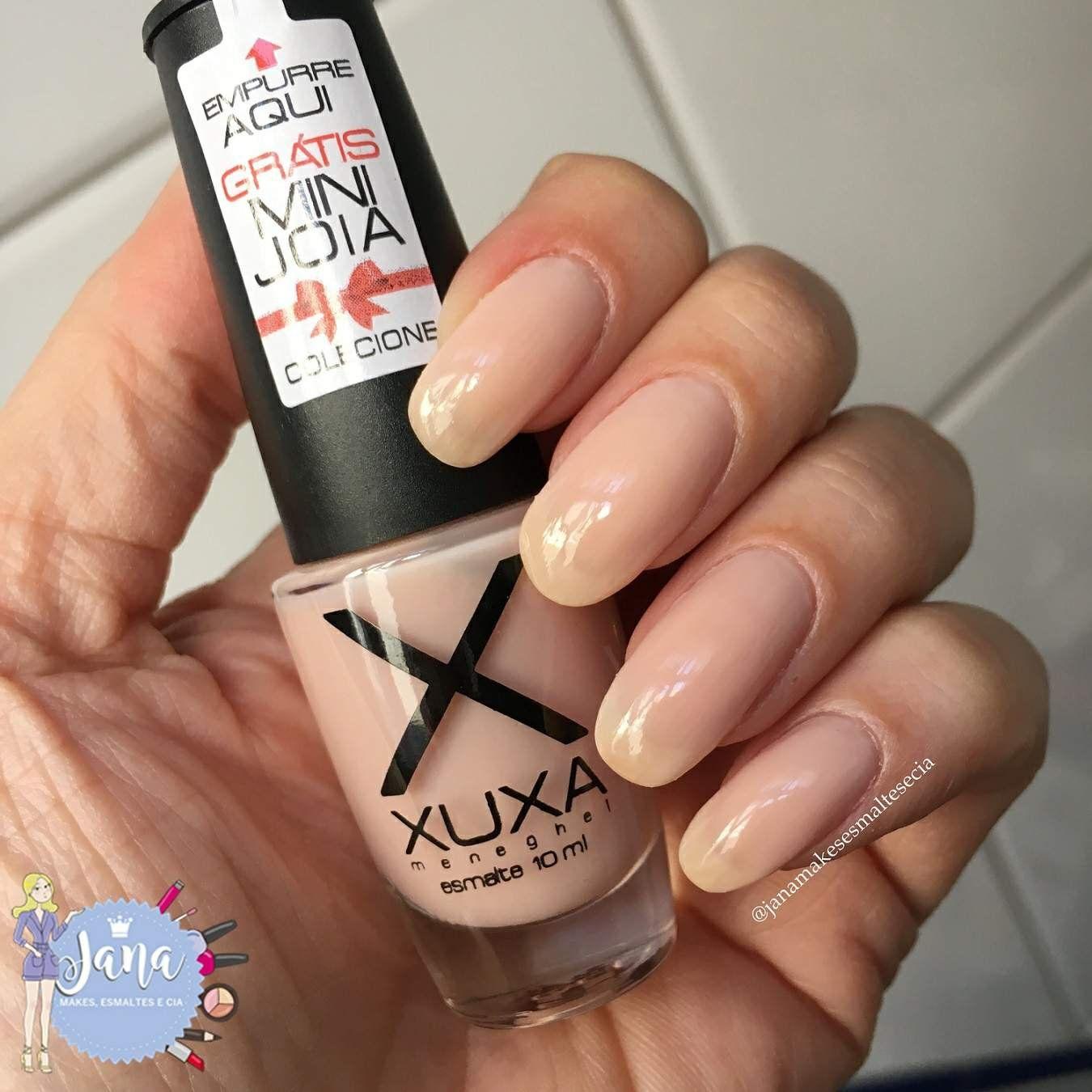 Esmalte Xuxa Meneghel 10ml - Guria