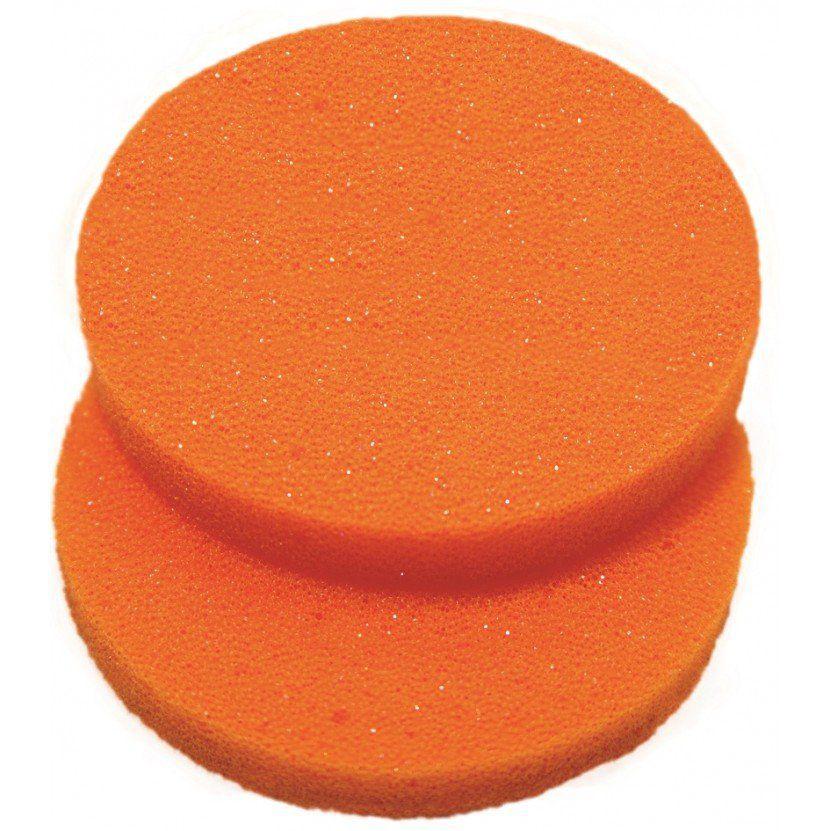Esponja Para Limpeza Facial Peeling/Hidratação - 01 Ou 12 Unidades