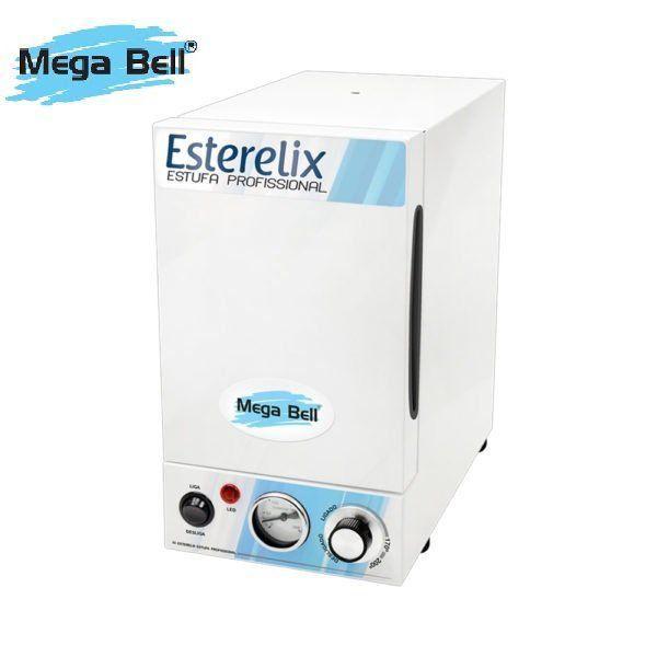 Estufa Esterelix Profissional Bivolt 4,3L com Termômetro - Mega Bell