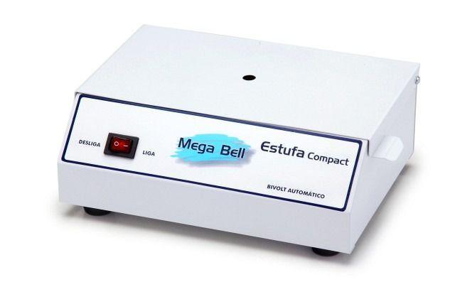 Estufa Forninho de Esterilização para Alicates de Unha Manicure Pedicure - Mega Bell