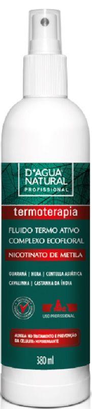 Fluido termo Ativo Complexo Ecofloral 380ml - D'Agua Natural