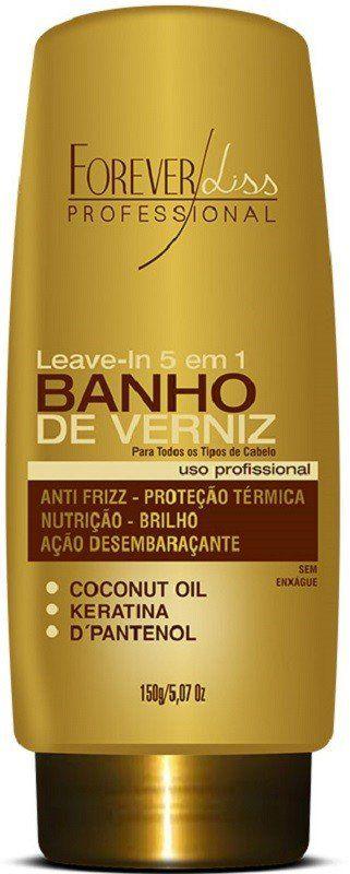 Leave-In Banho de Verniz 150gr – Forever Liss