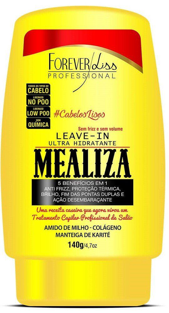 Leave-in MeAliza 140g - Forever Liss