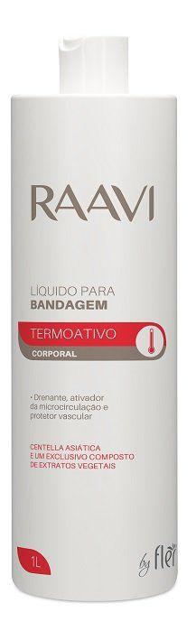 Líquido para Bandagem Termoativo 1L - Raavi