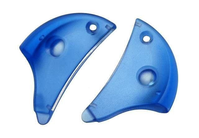 Lixa Metálica Formato Anatômico Com Capa Plástica Importada