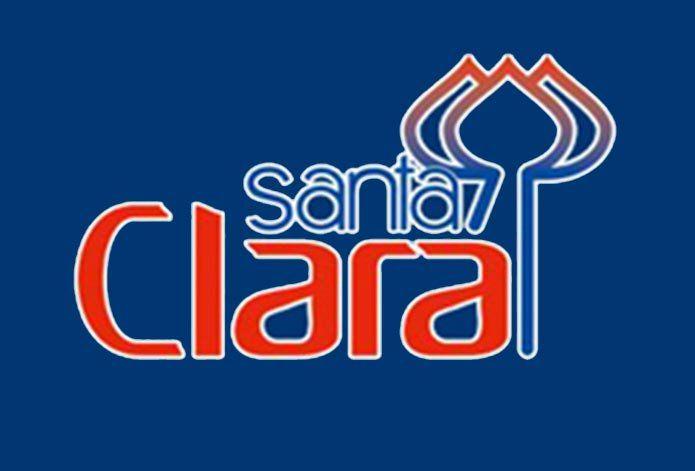 Lixa Para Unha Metálica 5,5cm Cabo Plástico - Santa Clara