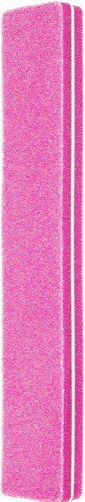 Lixa Rosa Jumbo Para Acabamento Em Unhas - 01 Unidade