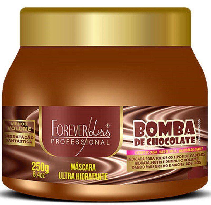 Máscara Bomba de Chocolate 250g - Forever Liss