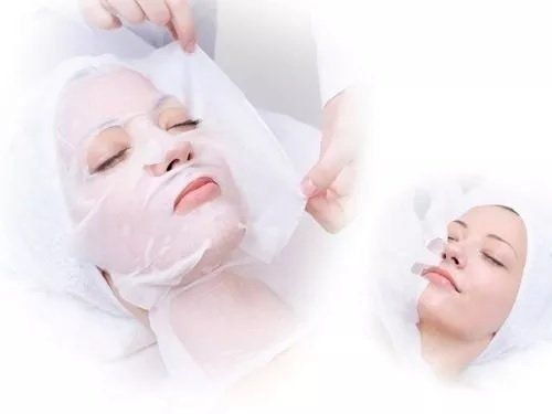 Máscara Desidratada para Tratamento Facial - 250 unidades