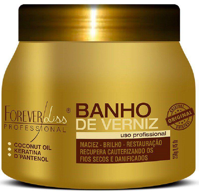 Mascara Hidratante Banho de Verniz 250g – Forever Liss