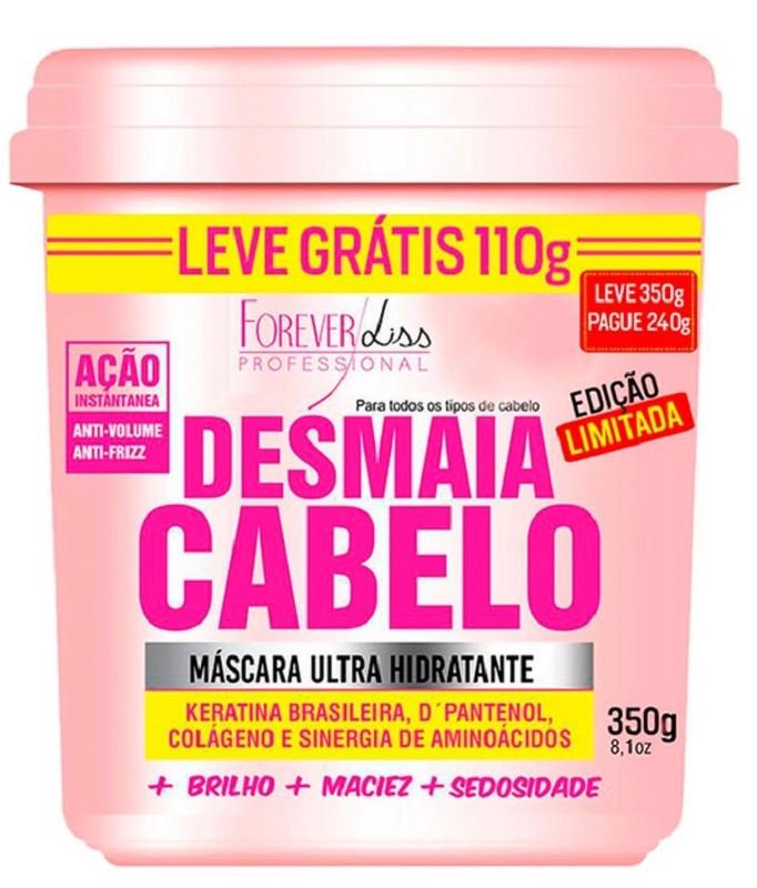 Máscara Ultra Hidratante Desmaia Cabelo 350g - Forever Liss
