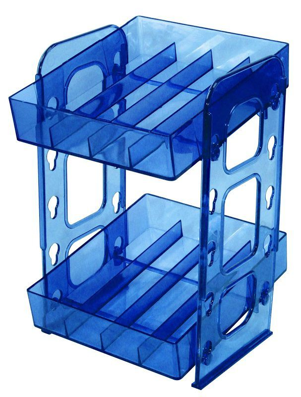 Mini Display Azul para Esmaltes – Santa Clara
