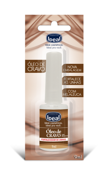 Óleo de Cravo com Melaleuca 9ml - Ideal