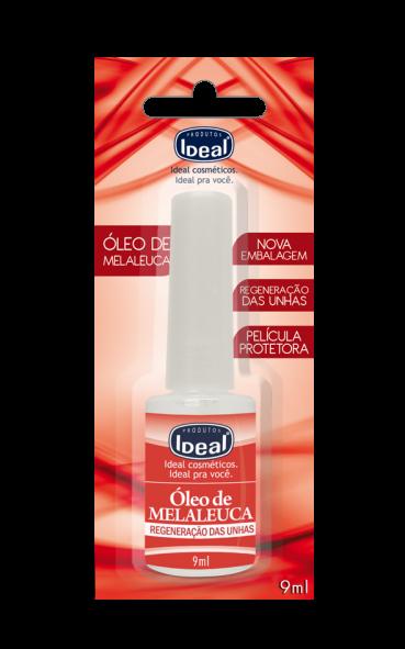 Óleo de Melaleuca 9 ml - Ideal