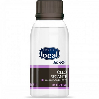 Óleo Secante Acabamento Perfeito - Ideal 60 ml