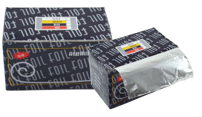 Papel Alumínio Rolo 16 Micras - 10cm x 50m