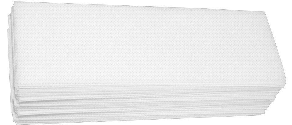 Papel Perlon Para Depilação Lenço Gramatura 80 Com 50 Unidades - Santa Clara