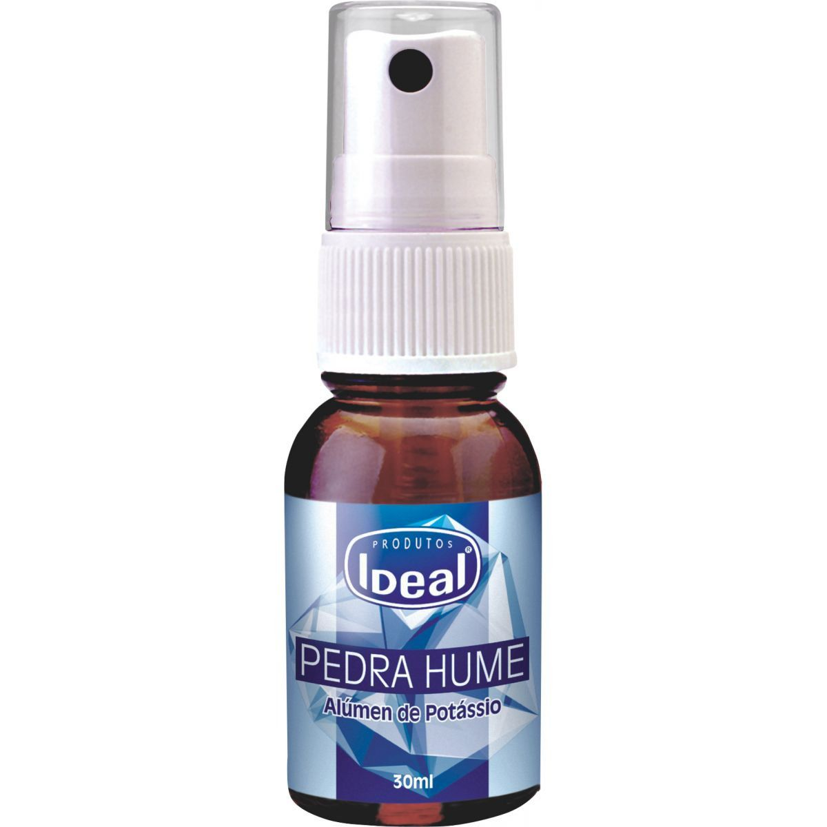 Pedra Hume Spray 30ml - Ideal