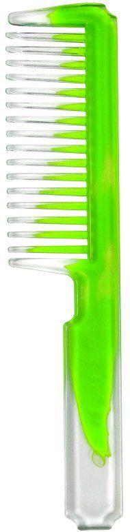 Pente esplêndido Bicolor Verde - Santa Clara