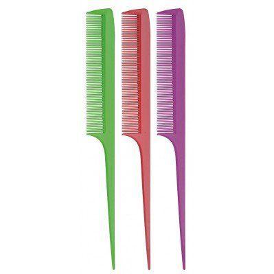 Pente Plástico Stiling Santa Clara - 01 ou 12 Unidades