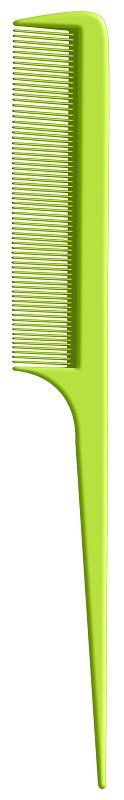 Pente Profissional Stiling Suporta 180° Verde Limão - Santa Clara